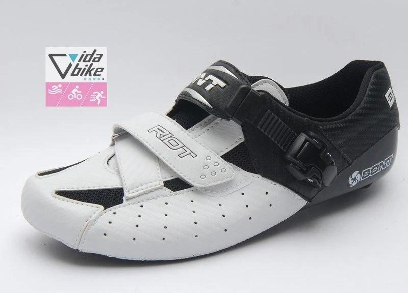 [維達單車]BONT RIOT全碳纖維公路卡鞋 可熱塑 - 露天拍賣