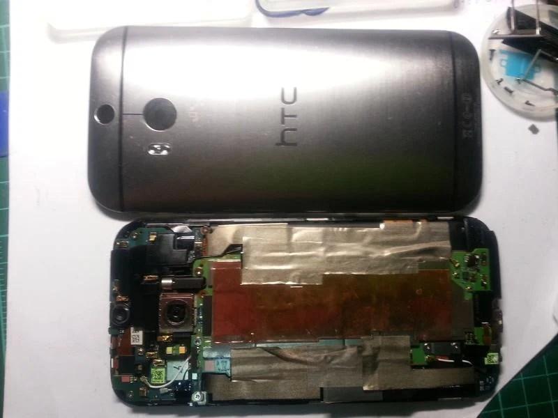 【有成通信】(電池更換) HTC One M8 電池膨脹 手機發燙 斷電 自動關機 待機短 - 露天拍賣