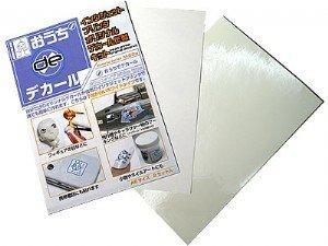 【喵喵模型坊】GAIA 空白水貼紙 A6 白色/2入 (M-02W) - 露天拍賣