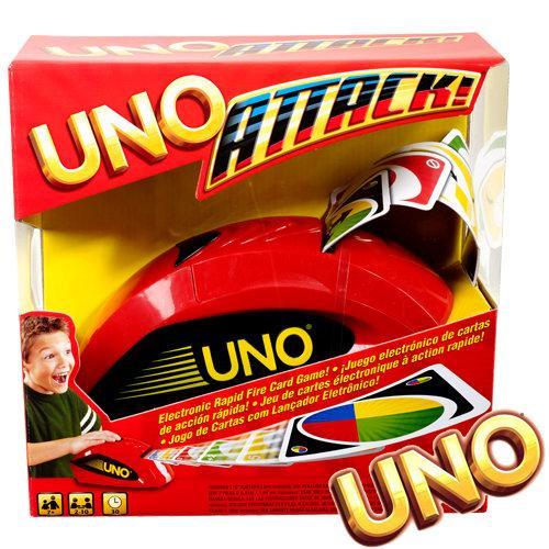 新版《MATTEL》UNO擊卡樂/ 自動發牌機 / 紙牌遊戲 特價790元 ( 內附 正版UNO卡 一副 ) - 露天拍賣