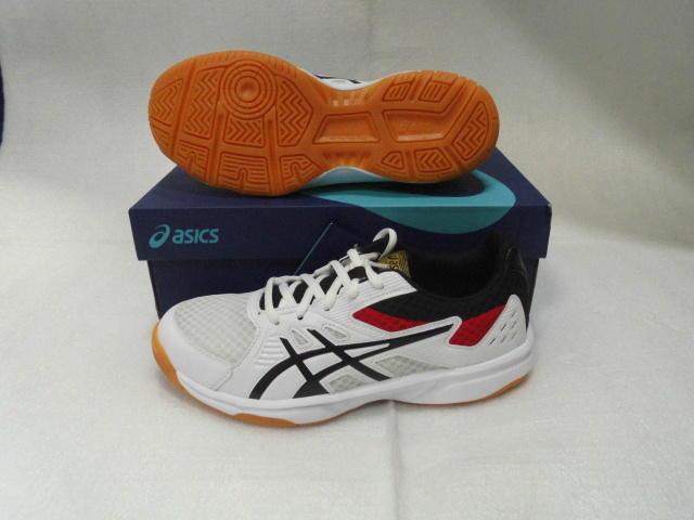 【n0900臺灣健立最便宜】2019 ASICS UPCOURT 3 GS 兒童排羽球鞋 1074A005-110 - 露天拍賣