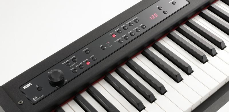 【搖滾鍵盤】KORG D1 電鋼琴 - 限量特價 * 總代理2年免費保固(價格不含腳架)   露天拍賣