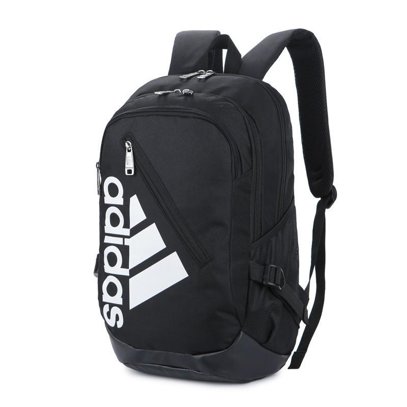 Adidas背包 阿迪達斯防水雙肩包 男女款 學生書包 電腦包 休閑運動旅行包 AD-603-1 - 露天拍賣