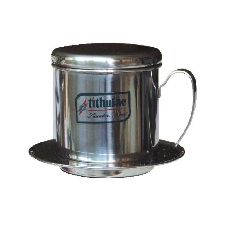 【越南咖啡滴壺】tithafac 7S號旋壓式滴壺~*簡便的咖啡沖泡工具* - 露天拍賣