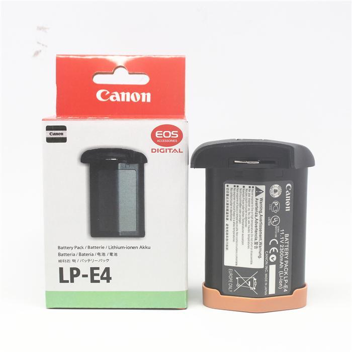 佳能Canon LP-E4原廠電池EOS1Ds Mark III IV 1DX 1Ds3 1D3 LPE4單反電池 - 露天拍賣