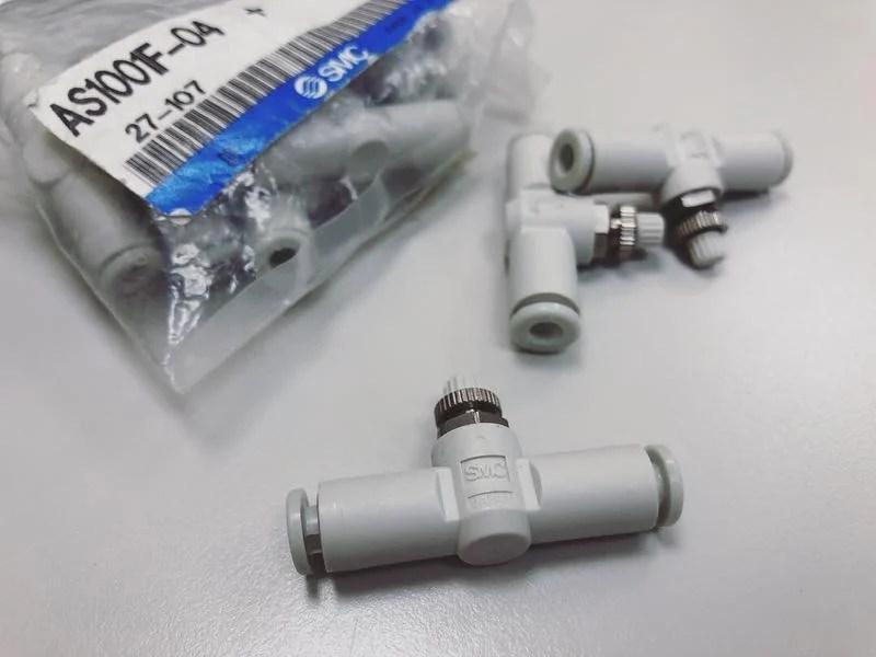 SMC AS1001F-04 調速閥 - 露天拍賣