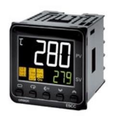 OMRON 數位溫度控制器 E5CC-CX2ASM-804 - 露天拍賣