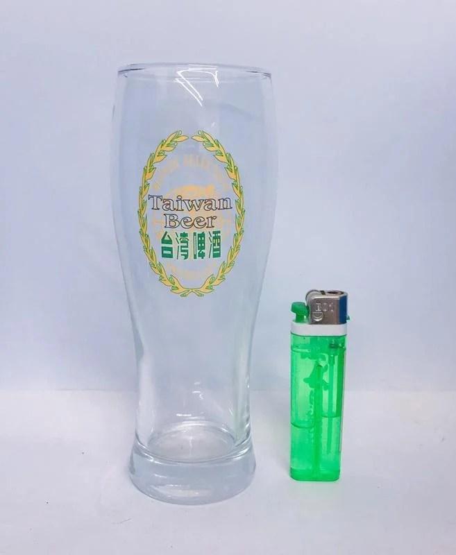 酒鼎倉庫@ 臺灣啤酒-大曲線啤酒杯( ZZW0014 ) - 露天拍賣