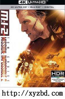 XYZ藍光電影[英] 不可能的任務 2 (Mission-Impossible) (2000)4K UHD_0022 - 露天拍賣