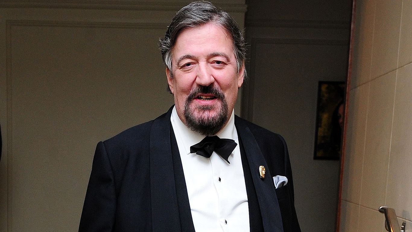 Stephen Fry speaks about historic sex and drug crimes