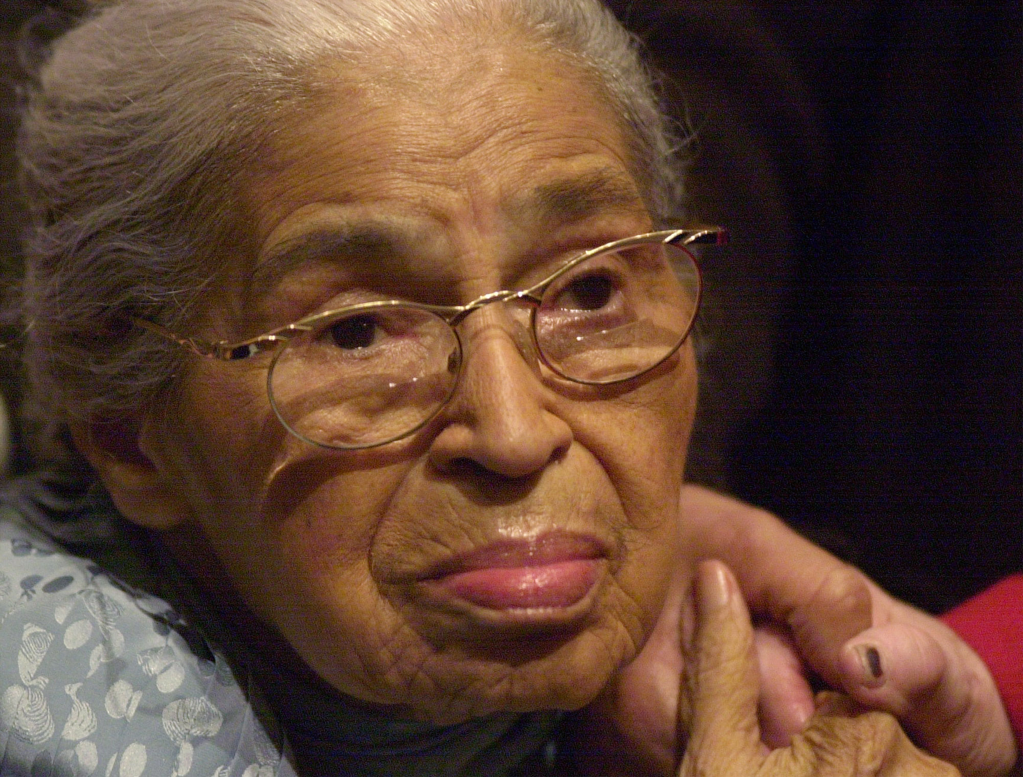 "The US Congress called her ""the first lady of civil rights"" and ""the mother of the freedom movement."" Parks refused to surrender her bus seat to a white passenger, spurring the Montgomery boycott and other efforts to end segregation."