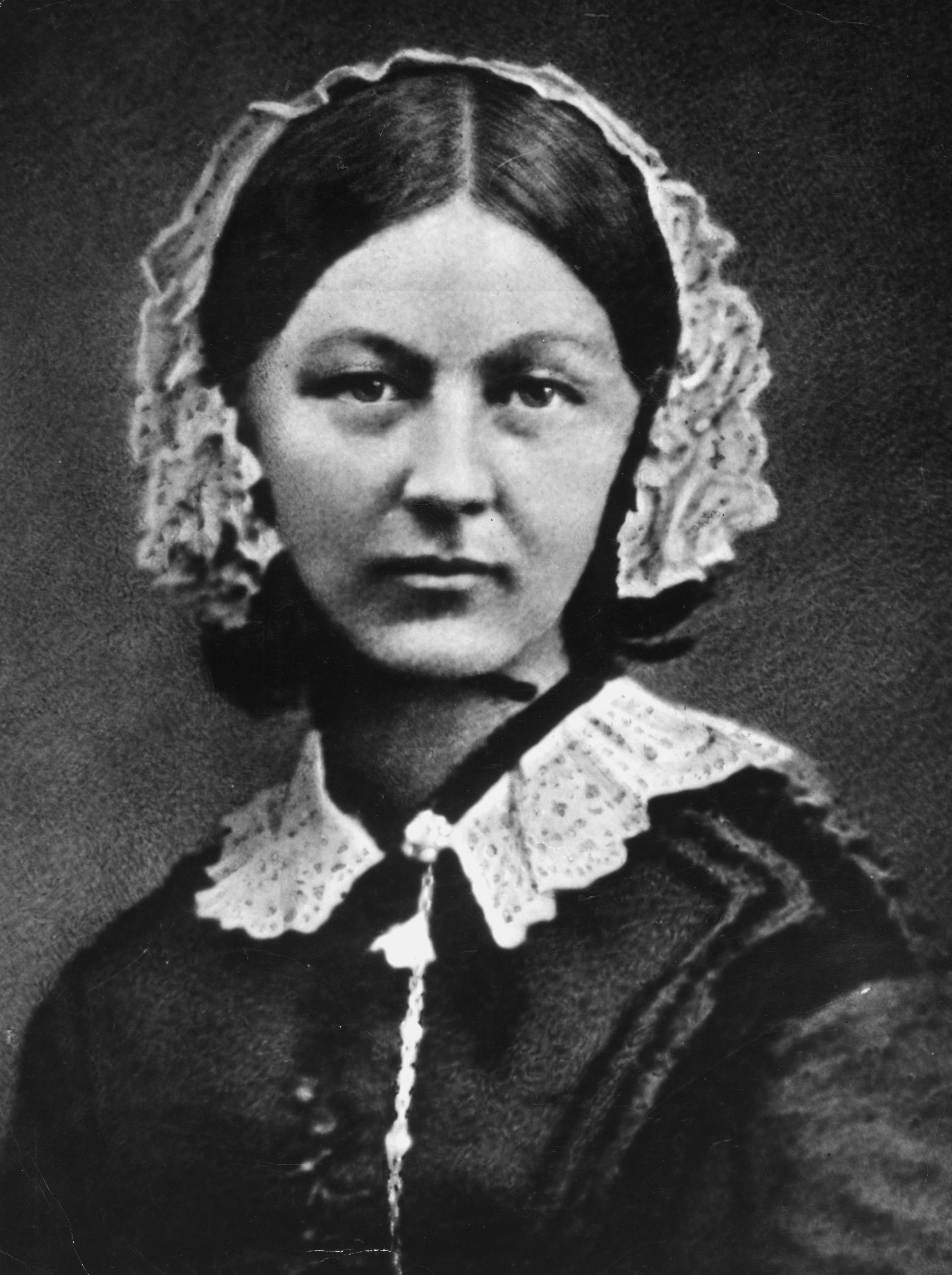 "Nightingale established nursing as a respectable profession for women. She came to prominence while serving as a manager of nurses trained by her during the Crimean War, where she organised the tending to wounded soldiers. She became an icon of Victorian culture, especially in the persona of ""The Lady with the Lamp"" making rounds of wounded soldiers at night."