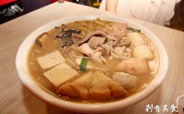 [台北] 好吃!不用去香港也能吃到米其林美食 譚仔三哥米線