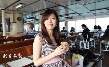[食記] 在天星渡輪上吃蛋塔 泰昌餅家