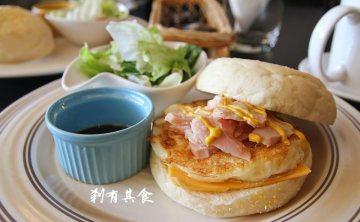 [台中] 便宜又好吃的滿福堡早午餐 Random cafe (WiFi)(已歇業)