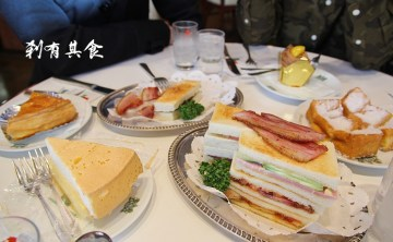 [京都美食] INODA COFFEE イノダコーヒ本店 @京都人的早餐從這裡開始 70年老店