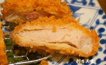 [台中中友美食] 靜岡勝政日式豬排 @來自日本的連鎖名店 黑豚肉好吃 (飯、湯、生菜無限供應)