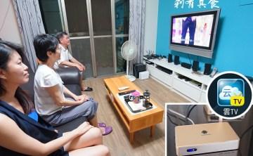[網路電視] 樂網家族 雲TV/高清直播電視(APK) @網路第四台 隨時随地看電視的好幫手