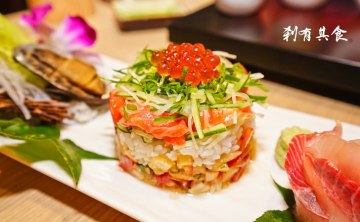 [台中丼飯] 隱藏丼飯達人 @壽司塔好吃又有創意 2015年新菜單 還有新光店開幕情報