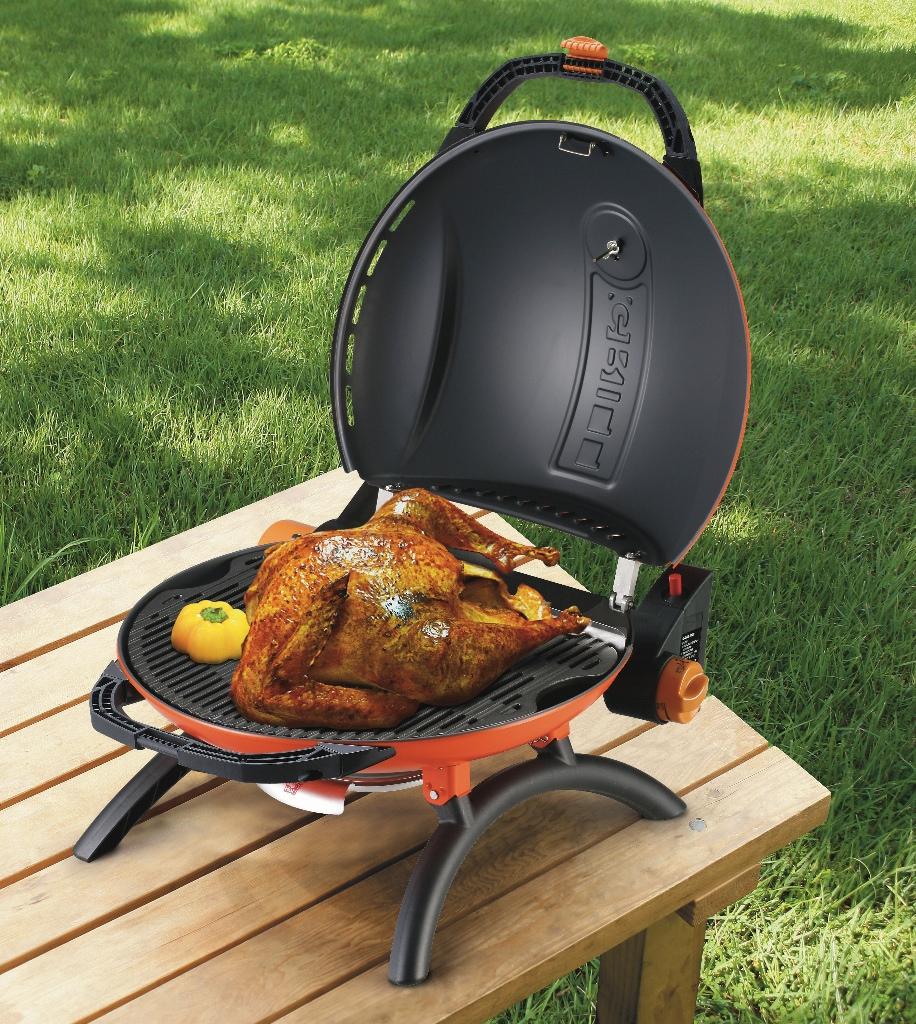 【臺中美食祭】 O-Grill 3500T 美式時尚可攜式瓦斯烤肉爐 @你不可不知道的烤肉好幫手 – 剎有其食