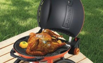 【台中美食祭】 O-Grill 3500T 美式時尚可攜式瓦斯烤肉爐  @你不可不知道的烤肉好幫手