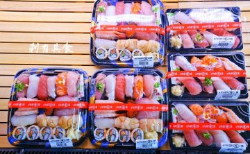 【台中海鮮】 鮨樂海鮮市場 超市 及 全餐廳菜單介紹 @ 路地 冰の怪物 將於明年進駐!