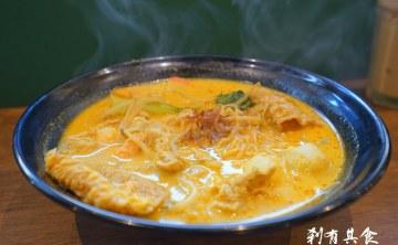 【台中北平路美食】 金福氣南洋食堂 @ 南洋料理 馬來西亞復古風主題餐廳 咖椰吐司 (已歇業)