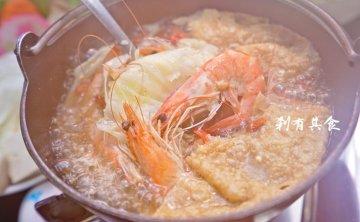 【豐原美食】 海豚18 義式簡餐美食餐廳 @ 啤酒蝦火鍋 堅持現點現煮不加味精 美味又好吃