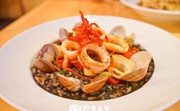 隨選餐館 Session    台中餐酒館 好吃的熱前菜與燉飯 口味不輸鹽與胡椒