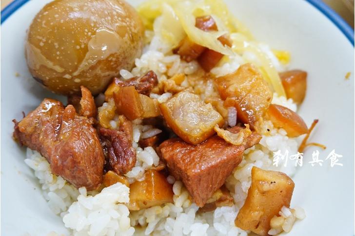 向宏魯肉飯 | 臺中魯肉飯 每天排隊排到不行的超好吃平價魯肉飯 東海學生的最愛