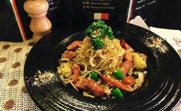 【2016台中美食祭】艾羅夫.義大利麵館(2點店家)|北屯區美食