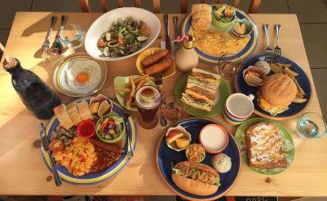 【2016台中美食祭】頌膾Brunch(2點店家)│南屯區美食