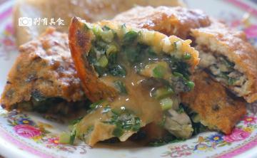 白記燒炸粿 | 清水美食 蛤~清水人早餐居然吃這個 手工現作早午餐