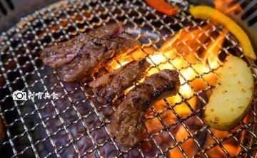 瓦庫燒肉 | 台中中區美食 日式老宅改建 超過90年歷史 份量大CP值高 (菜單/點餐攻略) 綿綿冰好吃