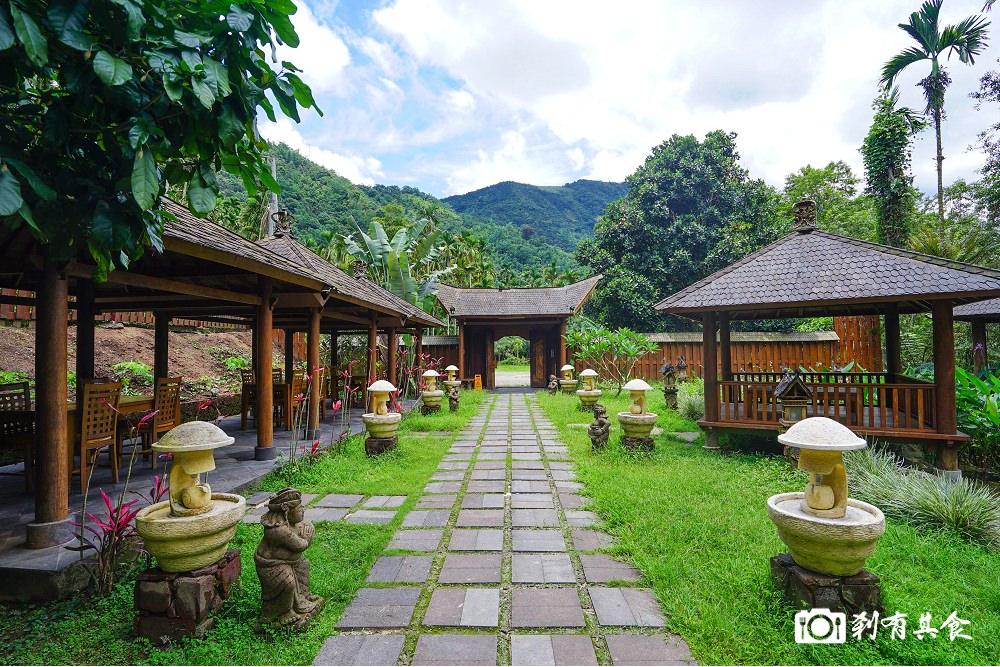 烏布雨林峇里島主題餐廳   南投魚池美食 裝潢太有FU 讓我一秒到了峇里島!( 菜單 ) – 剎有其食