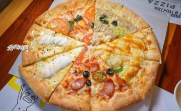 那間披薩   台中披薩吃到飽 中興大學旁人氣餐廳 也有單點及商業午餐 (菜單/停車/近台中文化創意產業園區)