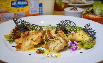 2018 Hellmann's 美味沙拉之旅 × 潘朵拉之宴 台中公益店 | 台中平價好吃牛排buffet自助餐 沙拉創意料理