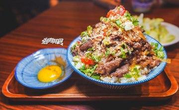 幸福小館 | 台中東區美食 超浮誇的霸氣燒肉蛋炒飯 黑山魔王牛肉蛋炒飯 (2019菜單)