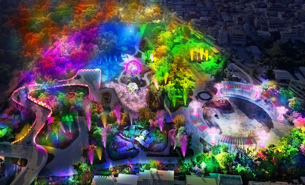 2020臺灣燈會在臺中   后里森林園區,馬場園區 主燈,活動時間,交通懶人包 – 剎有其食