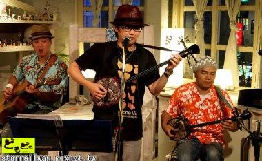 [活動記錄]海風樂團KENYU表演 IN 台北西門町~之酒雄登台初體驗