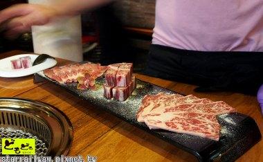 [台中美食]幫烤服務好到家的『羊角Bar 炭燒和牛專門』