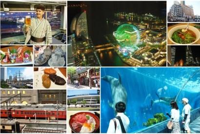 [日本東京周邊]浪漫港都「橫濱」的夏日小旅行~約會景點、美食、夜景大集合(附店家、景點資訊)