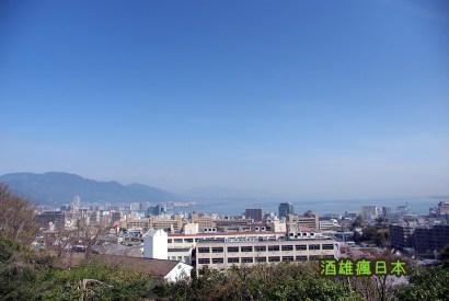 [滋賀景點]大津SA休息站-可眺望琵琶湖的約會勝地