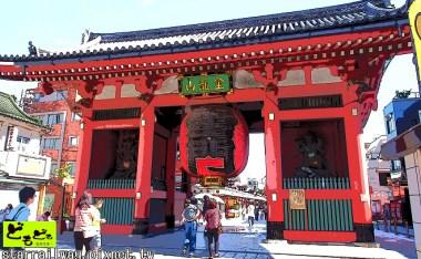 [東京]快速規劃一個淺草寺周邊半日遊(晴空塔、上野動物園)