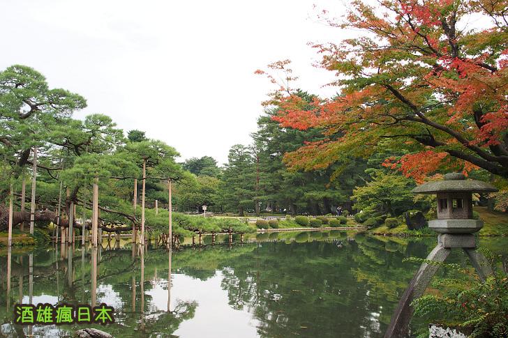 [金澤景點]天下名園『兼六園』&21世紀美術館-來金澤一定要去的兩大景點 - 酒雄瘋日本