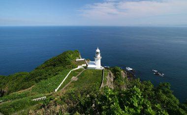 [北海道]室蘭地球岬-地球真的是圓的