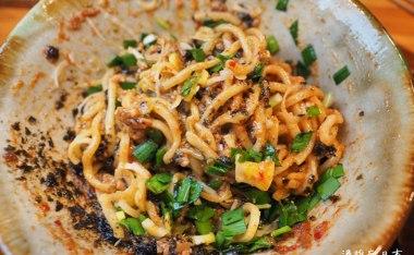 [沖繩美食]まぜ麺マホロバ台灣辣拌麵-沖繩國際通巷弄間的美味小店