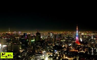 [東京]浪漫滿點!聖誕夜樣式六本木,燈光秀超夢幻!