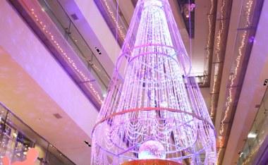 [東京]閃光很多的聖誕DECO版原宿表參道