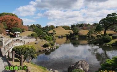 [熊本景點]水前寺成趣園-熊本縣第一名園。出水神社、古今傳授之間。